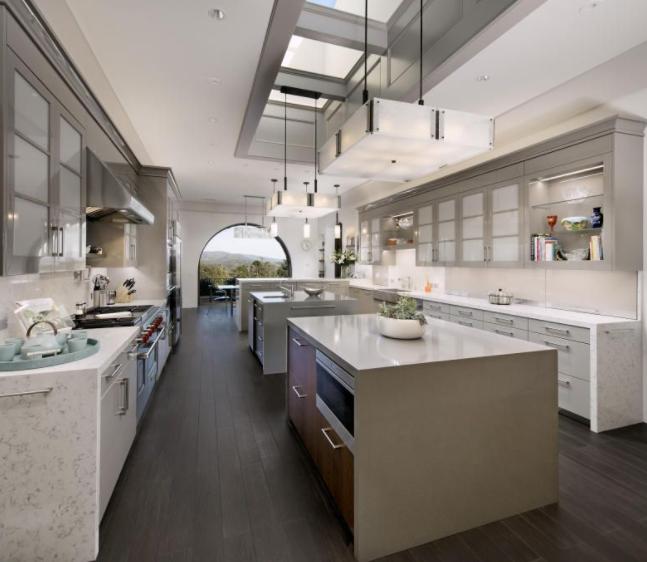 Sycamore Canyon Apartments: $16.9 Million Mediterranean Mansion In Montecito, CA