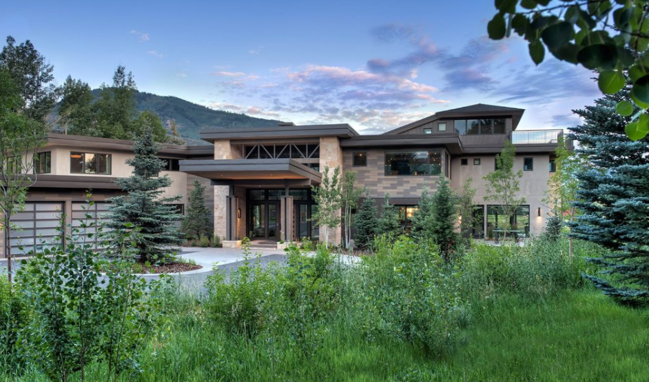 10 000 square foot contemporary home in park city ut for 10000 sq ft house