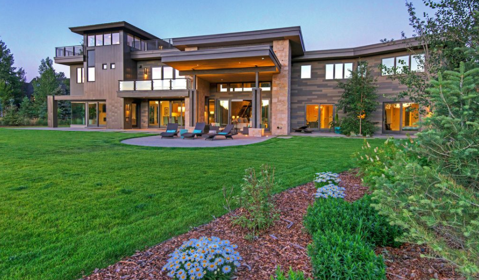 10 000 square foot contemporary home in park city ut for 10000 square foot house