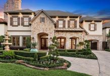 Stunning Mediterranean Mansion In Houston Tx Built By