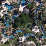 Lazy River Aerial
