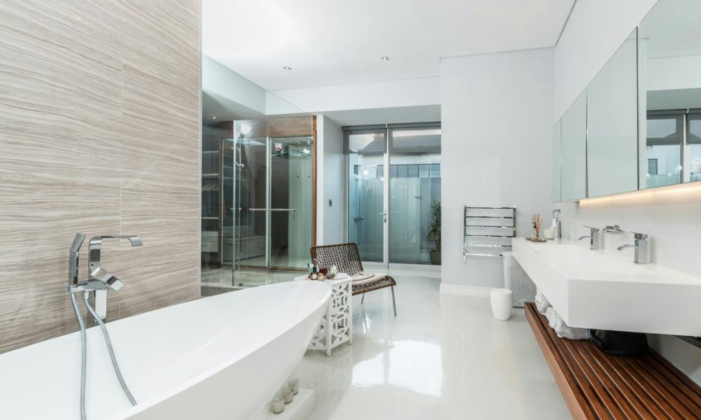 Contemporary Bathrooms South Africa contemporary home in midrand, south africa | homes of the rich