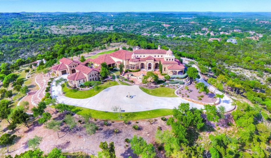 4 95 Million Hilltop Home In Boerne Tx Homes Of The Rich