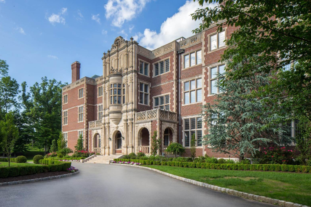 Darlington A 48 Million Historic Mega Mansion In Mahwah