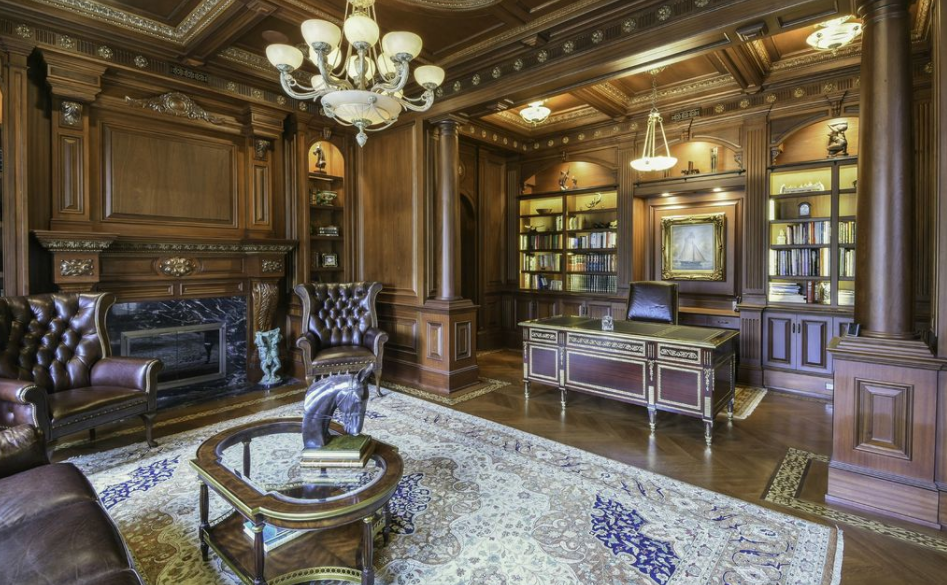 Chateau De La Roche A 25 Million Limestone Mega Mansion