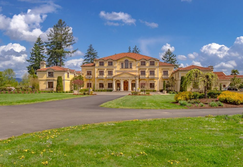 grand riverfront estate in dundee or homes of the rich
