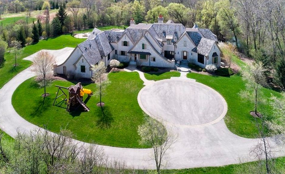 4 5 Million French Country Style Mansion In Bannockburn