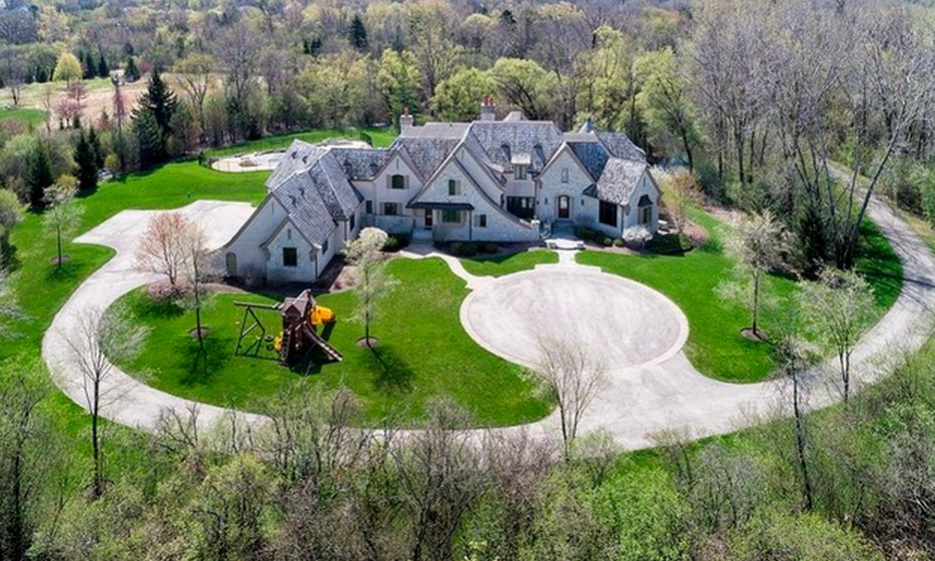 45 Million French Country Style Mansion In Bannockburn IL