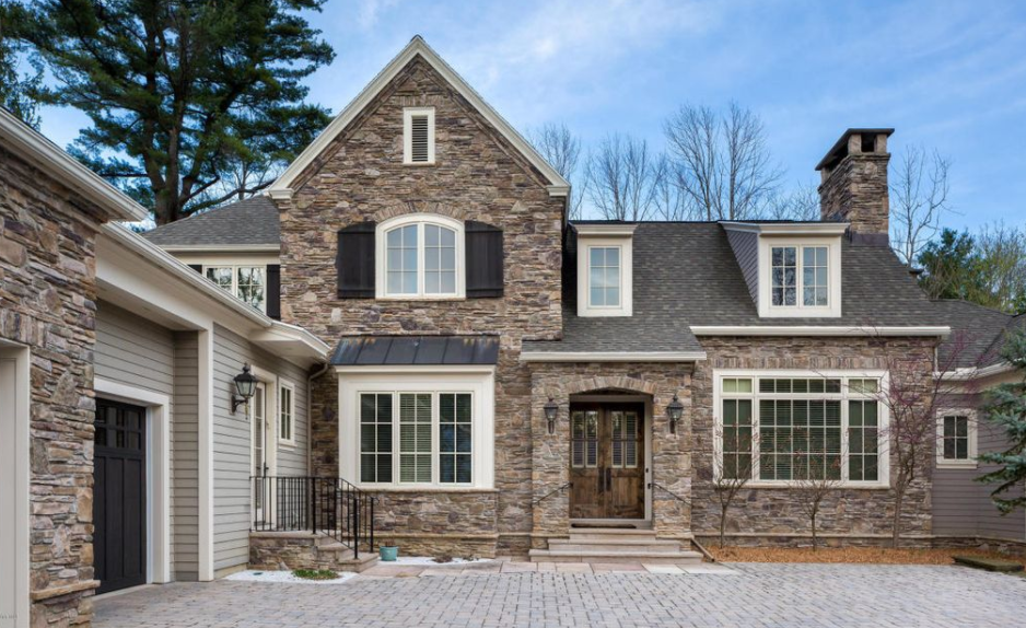 Million Colonial Home In Lenox Ma Homes Of The Rich