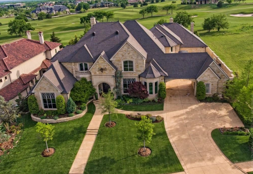10 000 square foot stone mansion in oklahoma city ok for 10000 square foot house