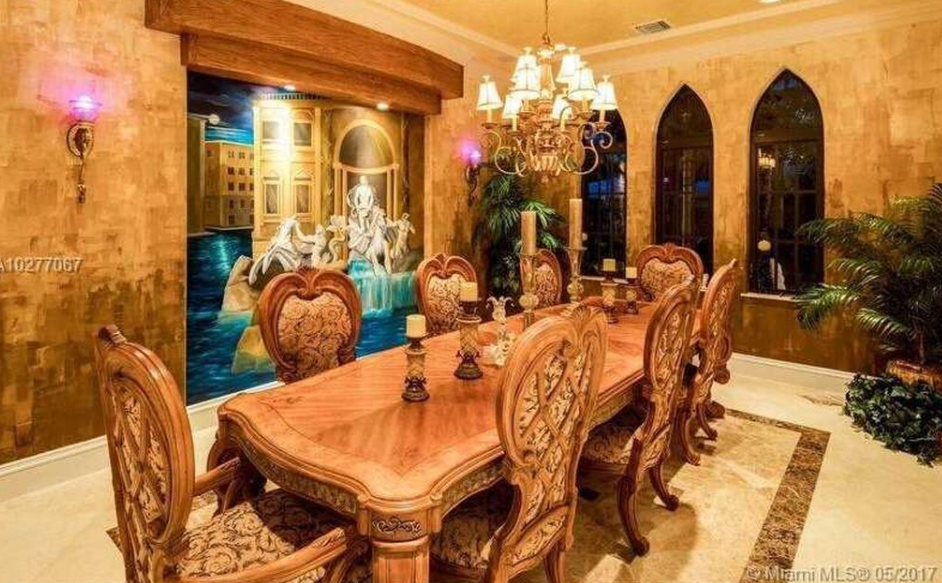 12 Million Waterfront Mansion In Fort Lauderdale Fl Homes Of The