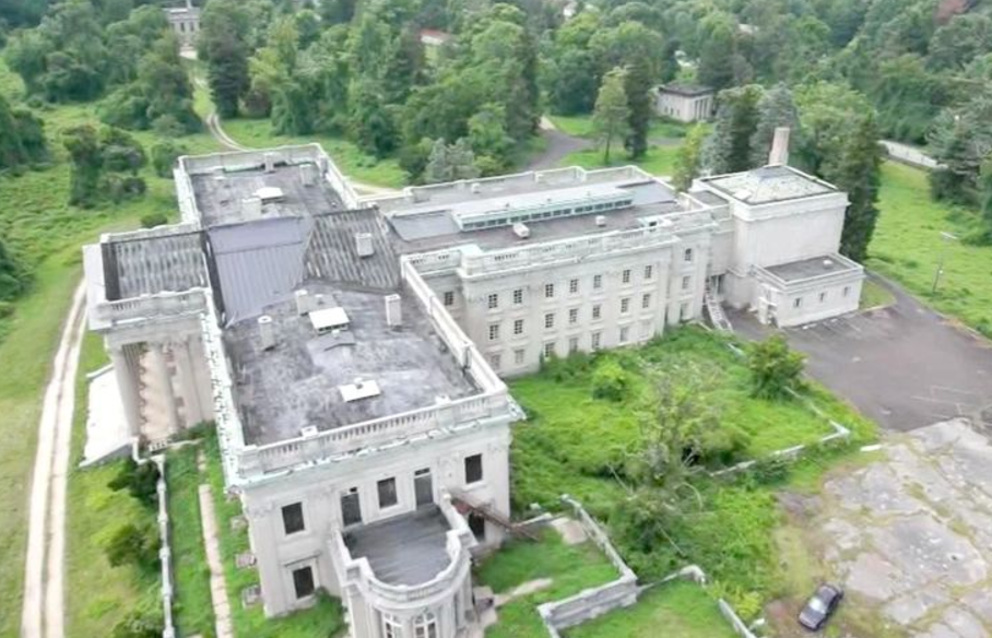 Pennsylvania S Historic Lynnewood Hall Re Listed For 17 5