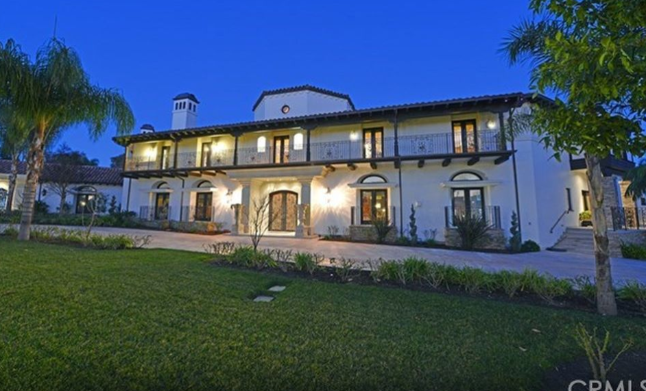 22 000 square foot spanish style mansion in whittier ca