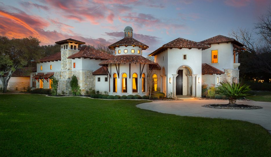 2 9 Million Tuscan Style Home In San Antonio Tx Homes