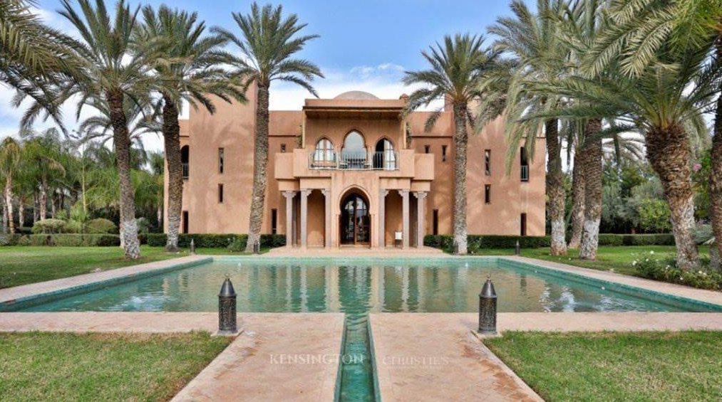Beautiful Estate In Marrakesh Morocco Homes Of The Rich