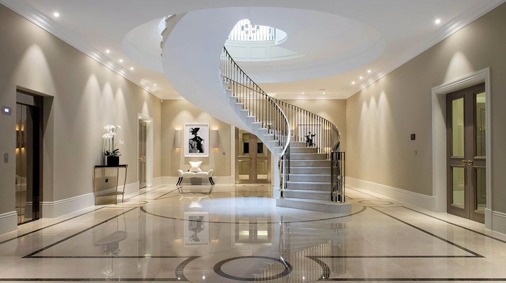 163 27 Million Newly Built Mansion In Surrey England Floor