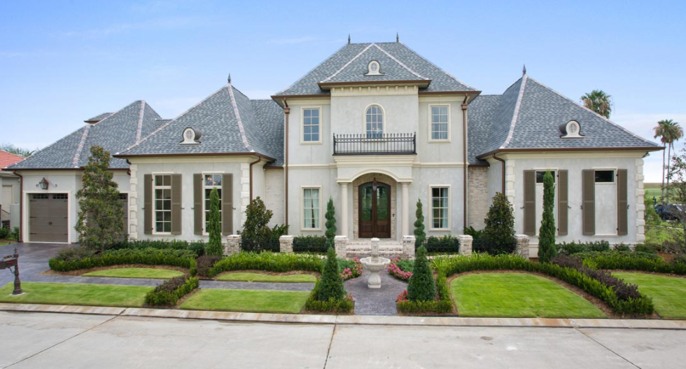 luxury home builders louisiana