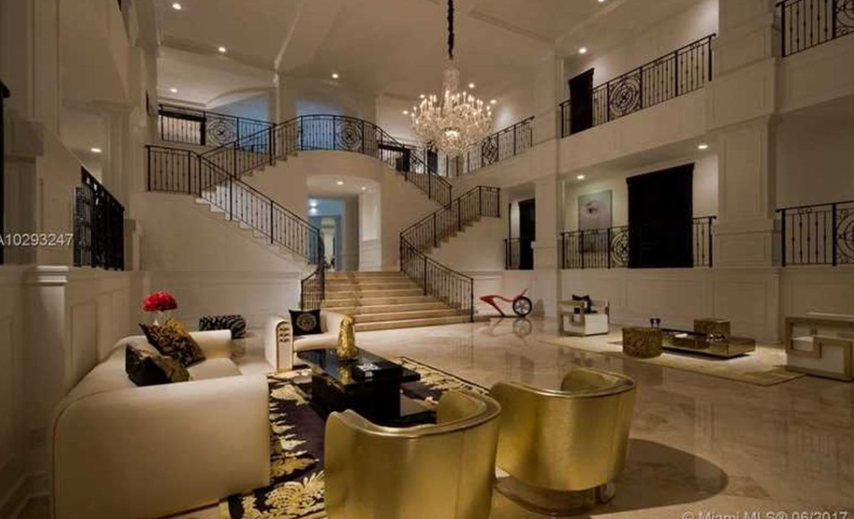 Birdman Selling Waterfront Mansion In Miami Beach Fl For