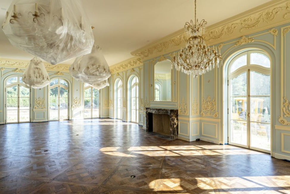 100 Million Newly Built Versailles Inspired Mansion In