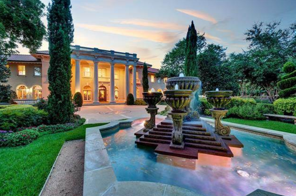 Historic 13 000 Square Foot Mansion In Fort Worth Tx