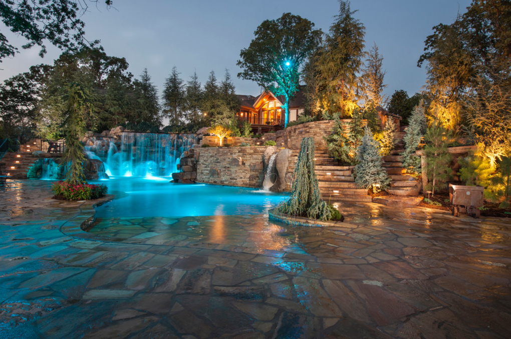Caviness Landscape Design Inc Homes Of The Rich