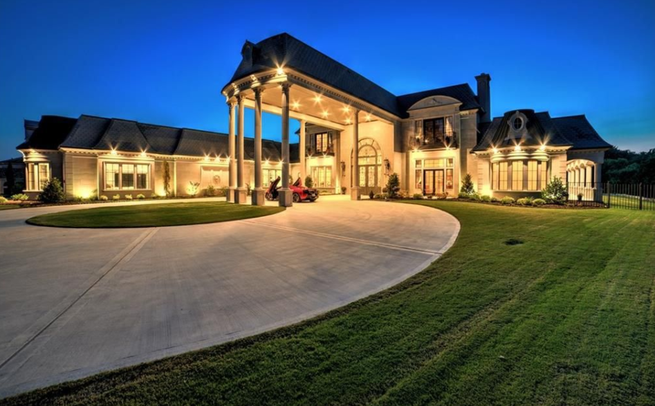 12 000 Square Foot Newly Built Mansion In Rockwall Texas