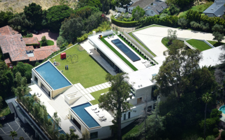 Beyonce Amp Jay Z Buy Bel Air Mega Mansion For 88 Million