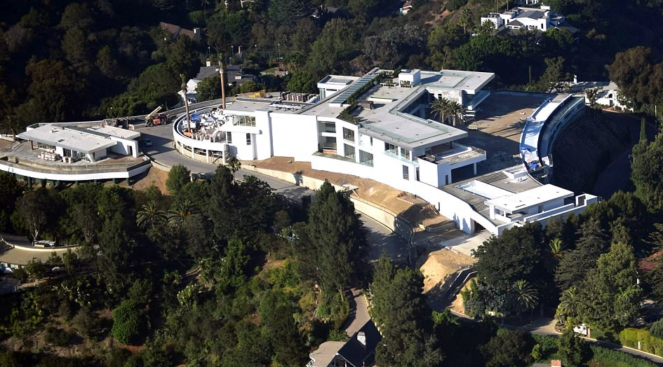 Update On A 500 Million Bel Air Mega Compound Homes Of