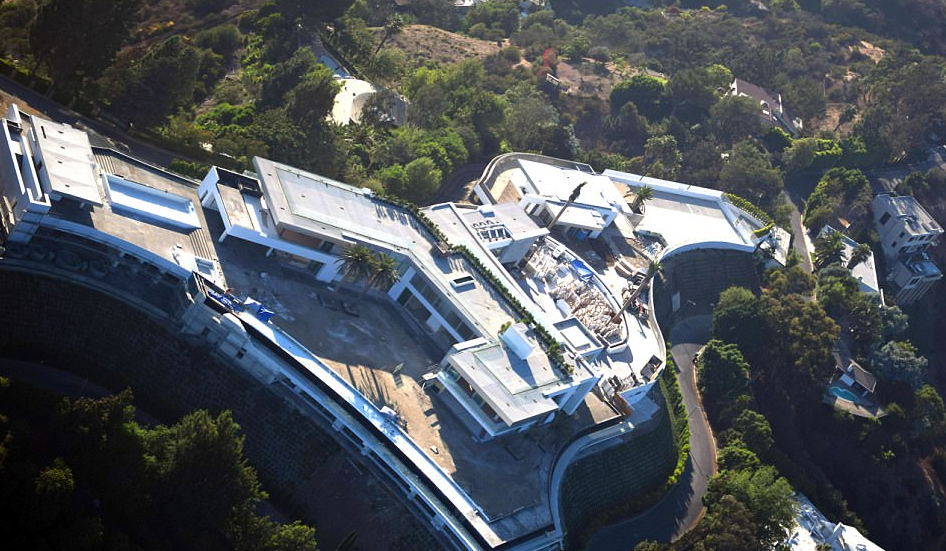 Update on a 500 million bel air mega compound homes of for 100000 dollar house