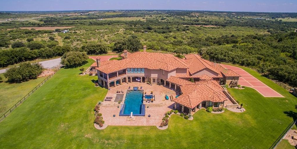1 181 Acre Estate In Cisco Texas Homes Of The Rich