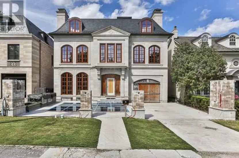 22 000 Square Foot Newly Built Mansion In Toronto Canada