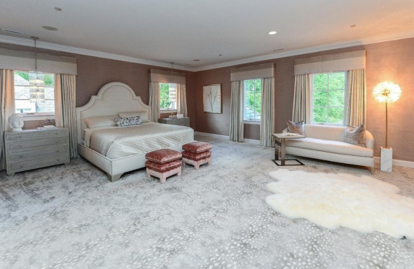 14 000 Square Foot Mansion In Mount Laurel New Jersey Homes Of The Rich