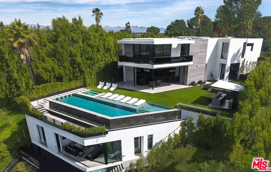 Rent This Newly Built Beverly Hills Mansion For 100 000 A