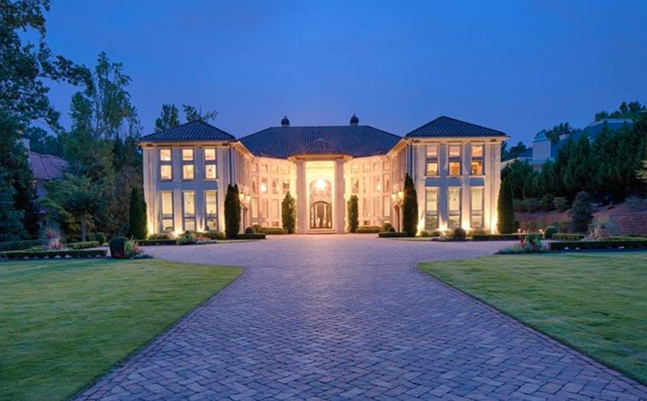 16 000 Square Foot Mansion In Marietta Georgia Floor