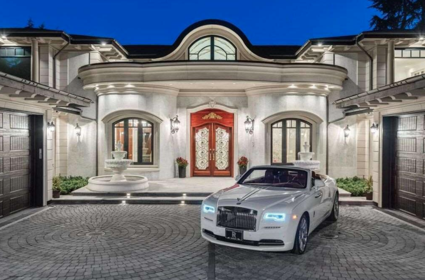 12 000 Square Foot Newly Built Mansion In West Vancouver
