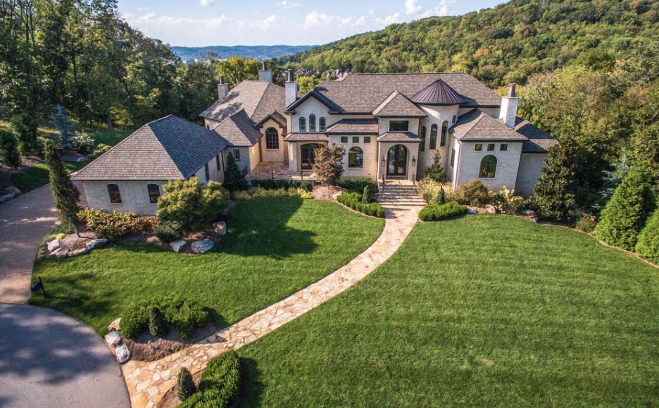 2 595 Million Brick Home In Franklin Tennessee Homes
