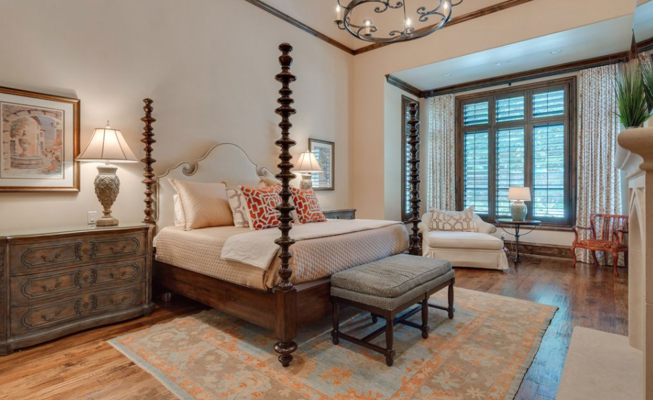 Million spanish style home in westlake texas homes of the rich What is master bedroom in spanish