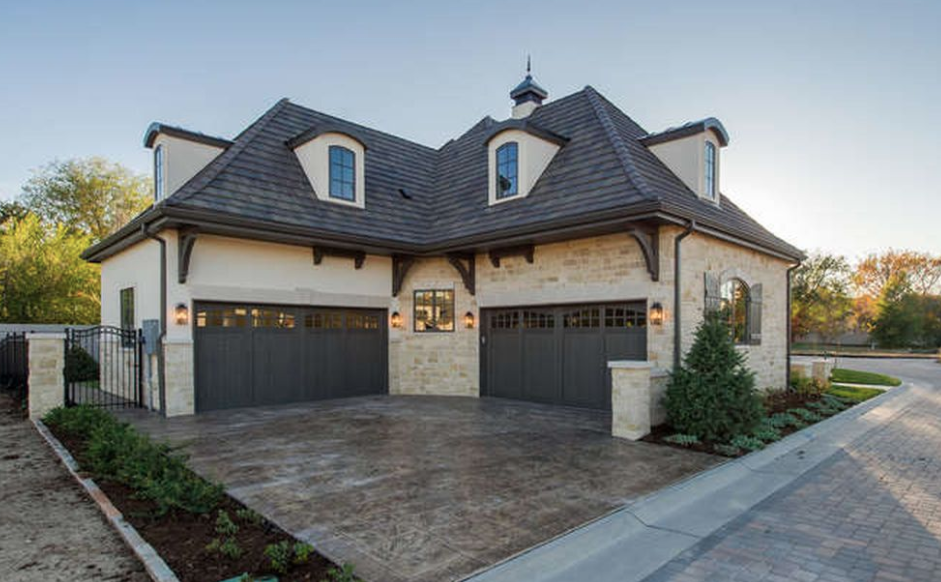 newly built stone stucco home in denver colorado homes of the rich