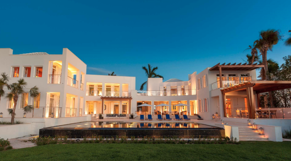 Celebrity homes in anguilla