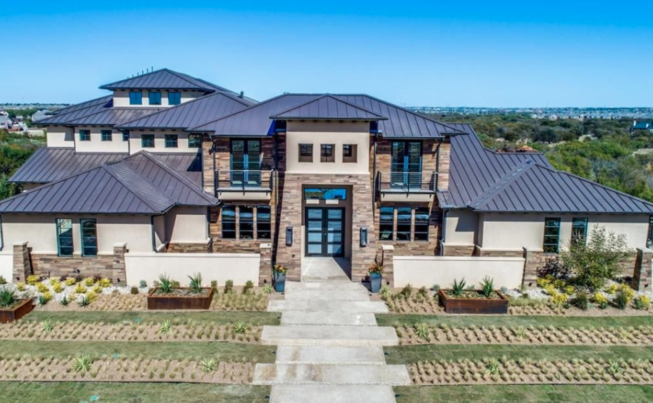 6 9 Million Newly Built Mansion In Frisco Texas Homes