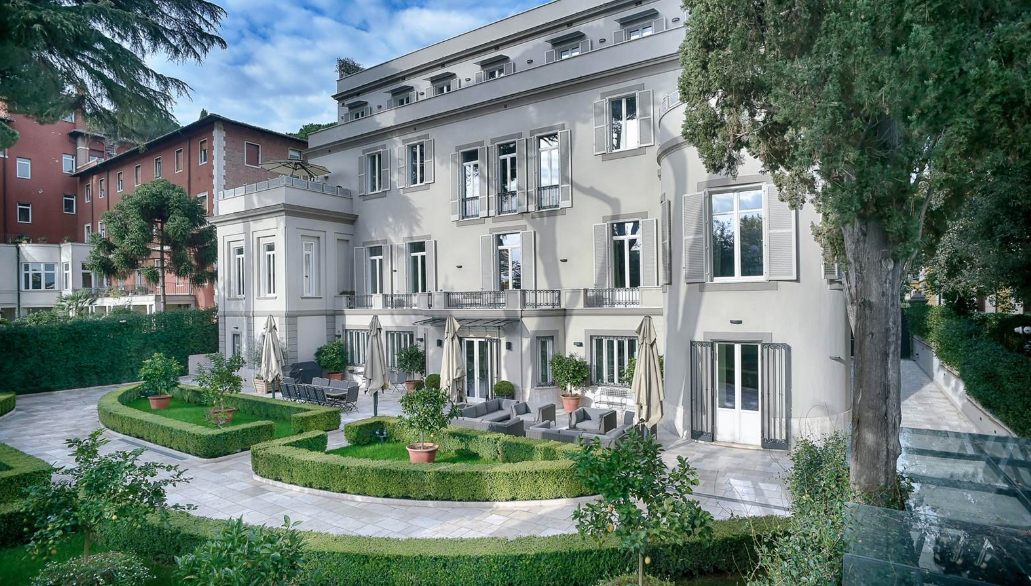 30 Million Mansion In Rome Italy Homes Of The Rich