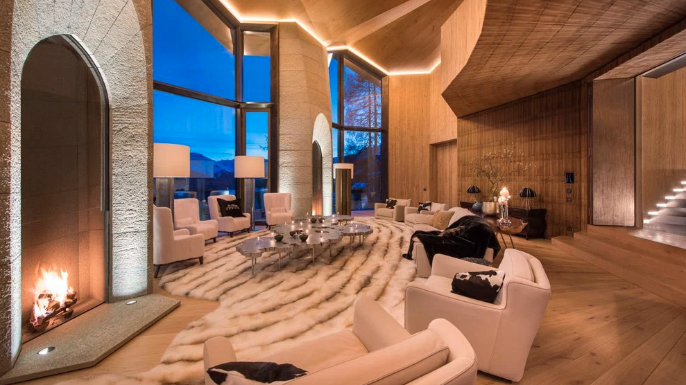 The Lonsdaleite A 185 Million Home In Switzerland