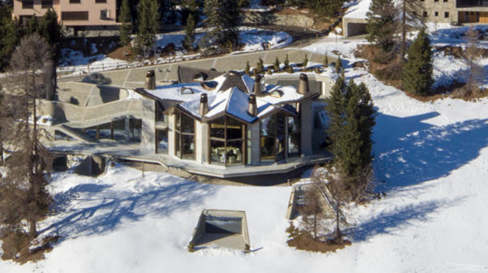 The Lonsdaleite A 185 Million Home In Switzerland Homes Of The Rich