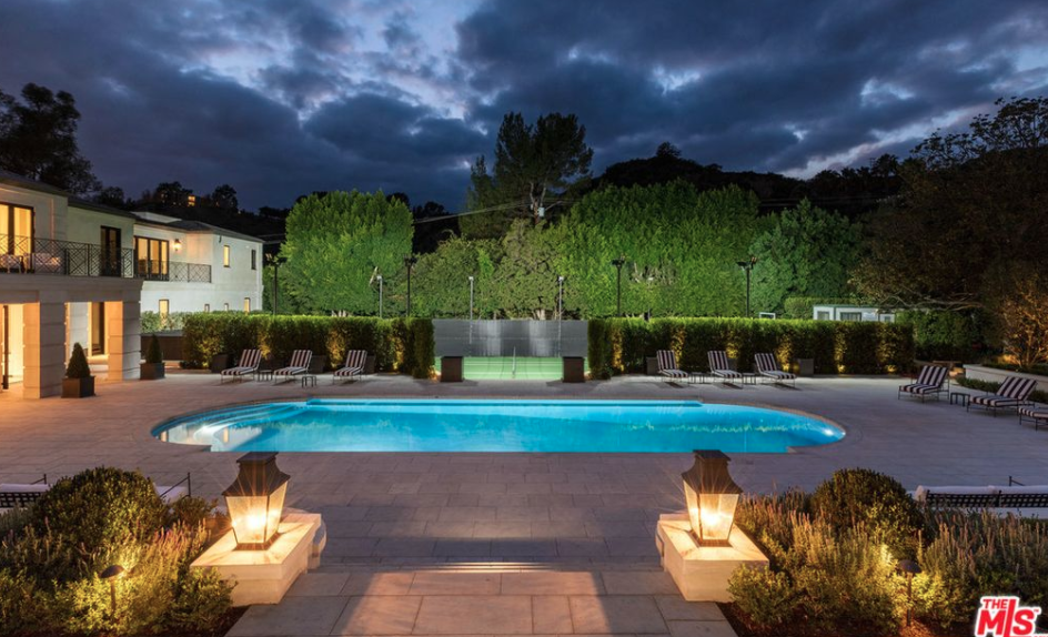 45 Million Historic Estate In Beverly Hills California Homes Of The Rich