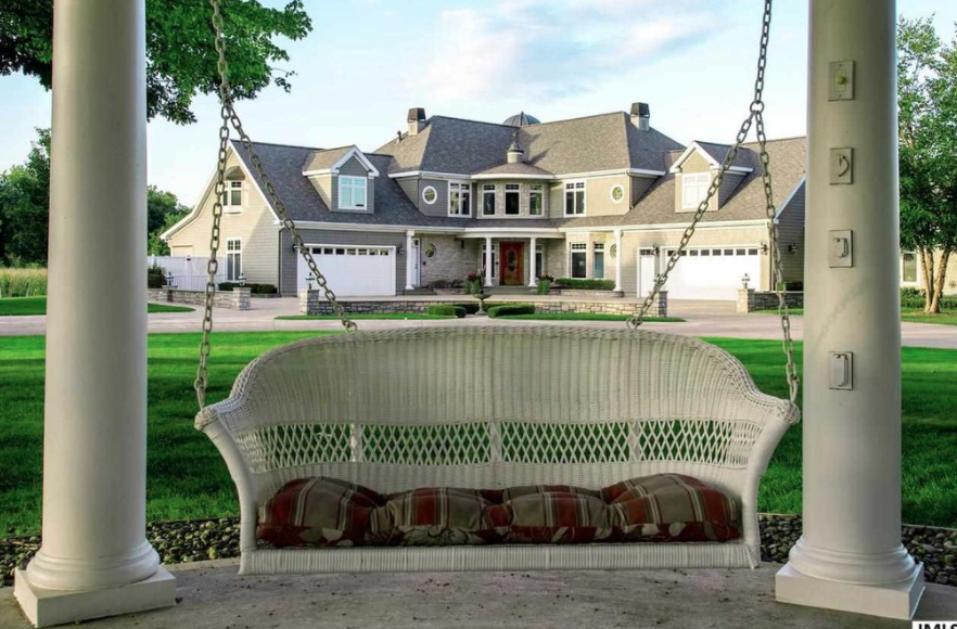 lakefront estate in jackson michigan homes of the rich