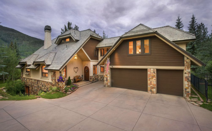 charming stone stucco home in vail colorado homes of the rich