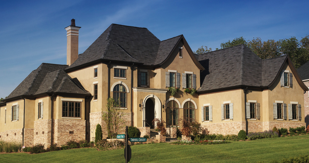 Castle custom homes homes of the rich for Castle home builders