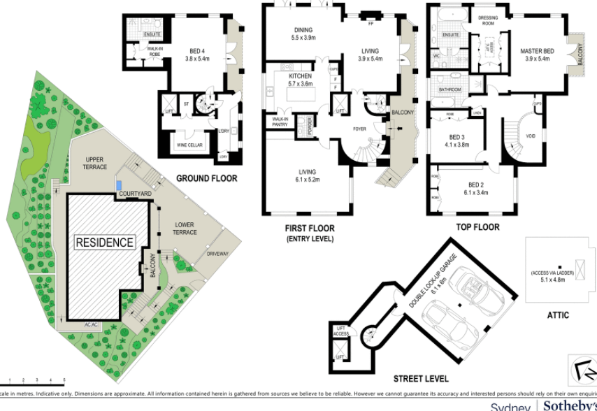 Historic Home In New South Wales Australia Floor Plans