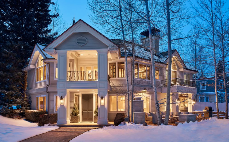 15 9 Million Home In Aspen Colorado Homes Of The Rich