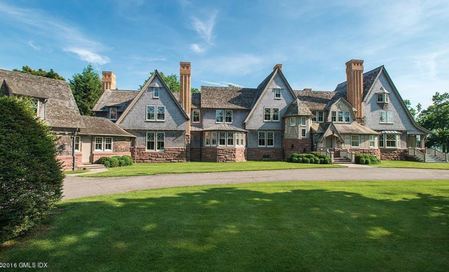 Historic Victorian Style Mansion In Greenwich Connecticut